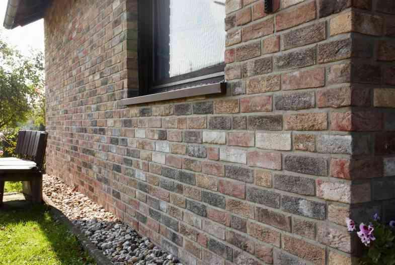 Отделка фасада клинкерной плиткой — виды и особенности клинкерной плитки