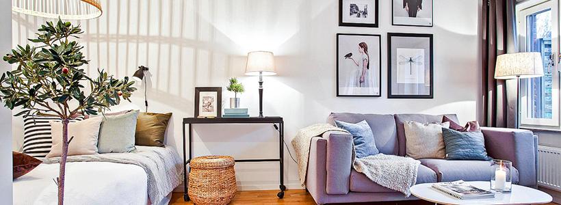 Дизайн спальни-гостиной: 100+ идей обустройства комнаты 16-20 кв м