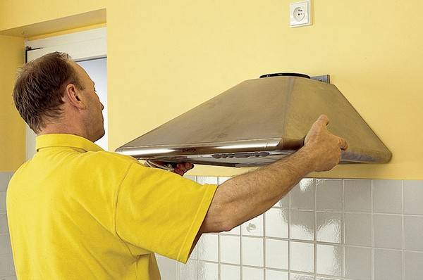 Как лучше спрятать трубу или гофру от вытяжки на кухне: удачные примеры с фото и пошаговой инструкцией
