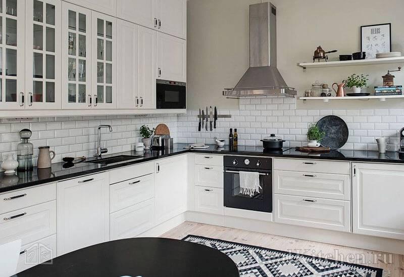 Светлая кухня: 80+ реальных фото интерьеров в светлых тонах