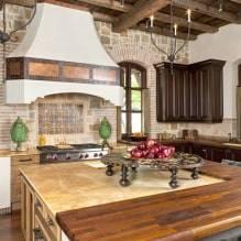 Кухни в итальянском классическом и современном стиле, фото в интерьере