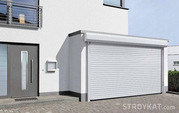 Как изготовить и установить рольставни для гаражных ворот своими руками?