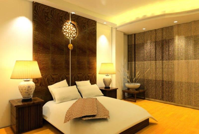 Светильник на прикроватную тумбочку в спальню (33 фото): современные и дизайнерские модели