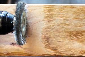 Браширование древесины своими руками: 45 примеров применения эффектной технологии дома