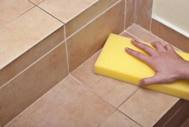 Как очистить швы между плиткой в ванной в домашних условиях