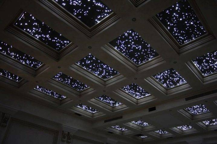 """Как сделать потолок звездное небо - иср """"как сделать потолок"""""""