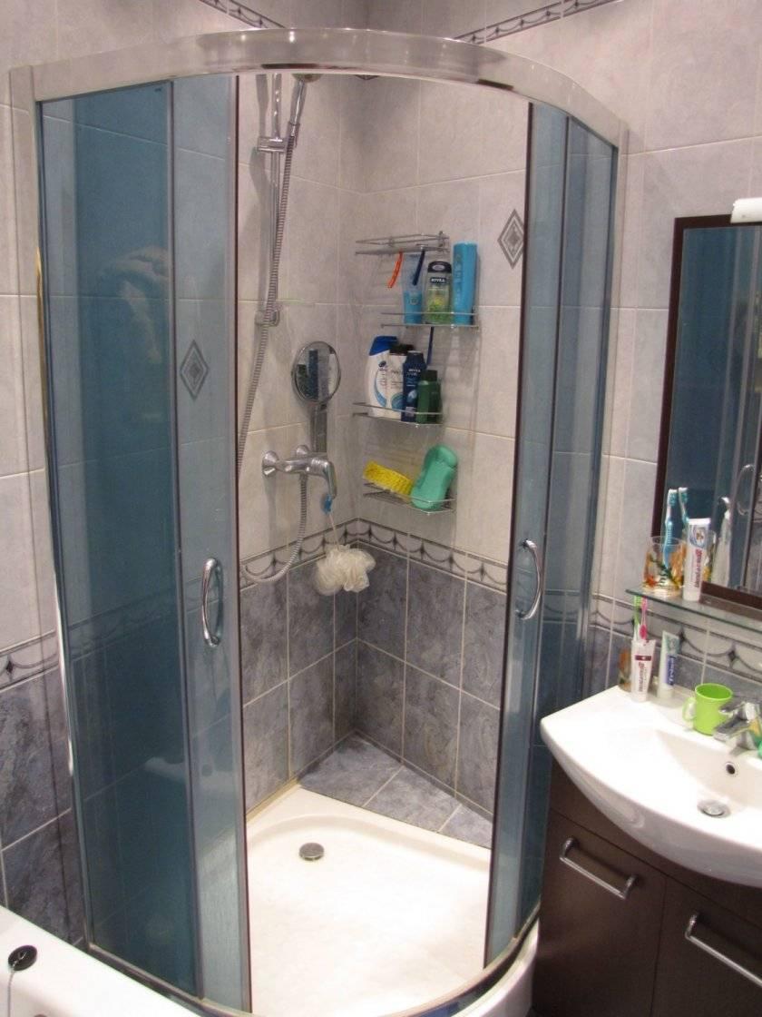 Ванная с душевой кабиной (75 фото): дизайн интерьера, идеи ремонта и отделки