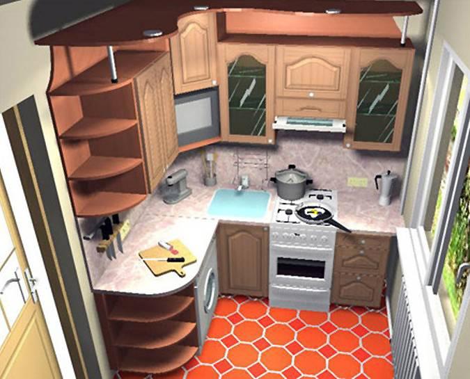 Дизайн кухни своими руками: фото идей лучших интерьеров