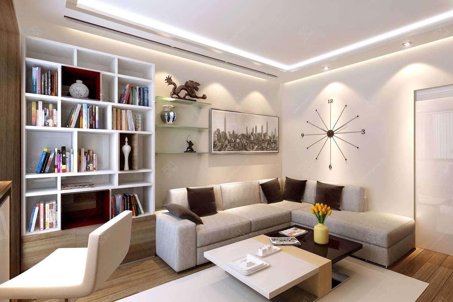 Интерьеры квартир в современном стиле: фото и примеры оформления
