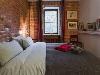 Дизайн спальни в хрущевке: фото интерьера, маленькая узкая, реальный ремонт, идеи для 2-х угловых комнат как сделать красивый и стильный дизайн спальни в хрущевке: 5 правил – дизайн интерьера и ремонт квартиры своими руками