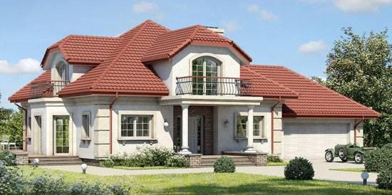 Как сделать четырехскатную крышу и рассчитать конструкцию