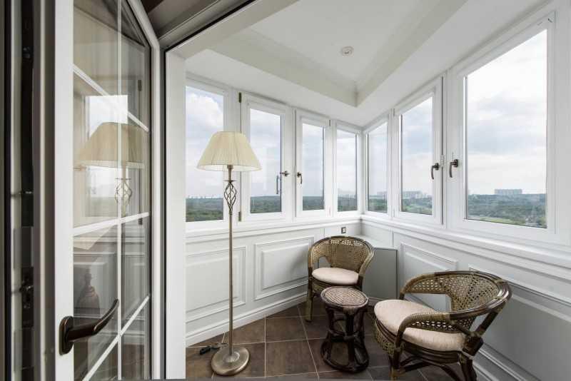 Дизайн балкона в квартире - 65 реальных фото
