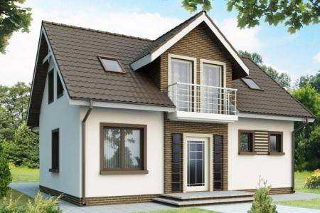 Варианты крыши частного дома: видео и 32 фото