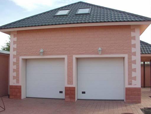 Как построить гараж с мансардой своими руками: этапы строительства
