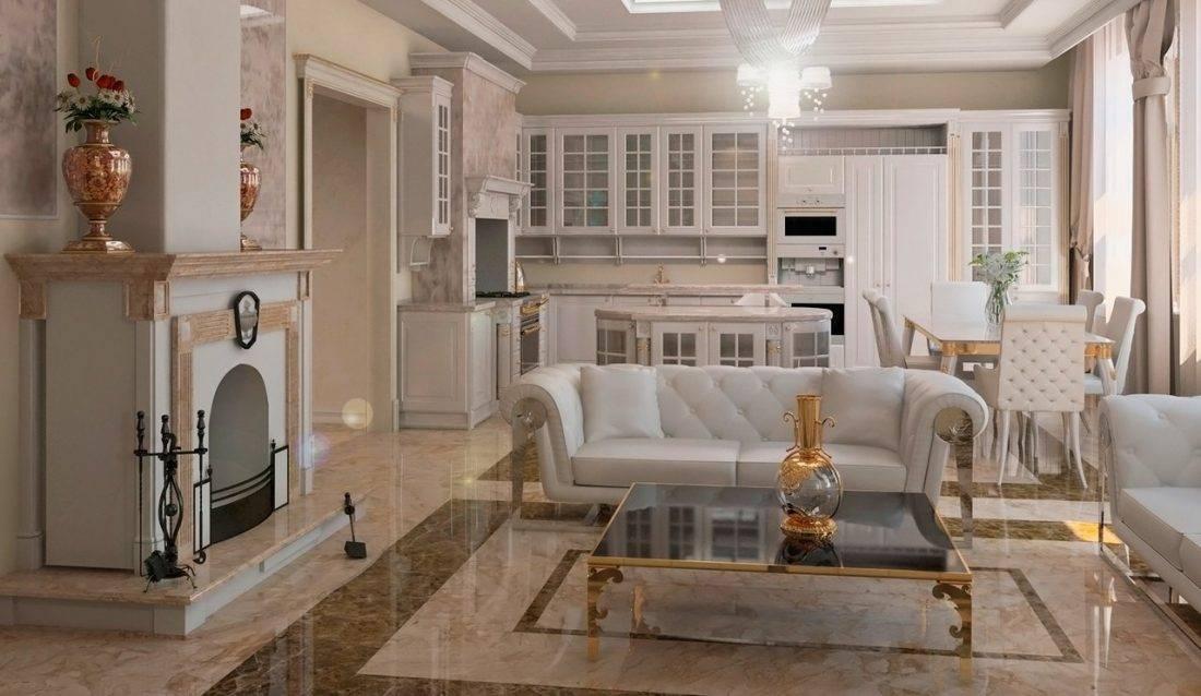 Гостиная арт-деко (47 фото): черты стиля, варианты дизайна интерьера маленькой и большой гостиной