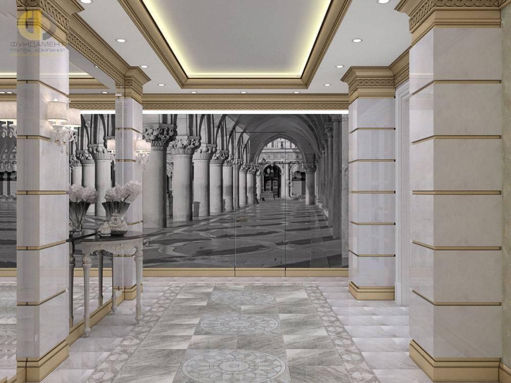 Золотой цвет стен в интерьере: примеры оформления и удачных сочетаний. правила применения цвета при оформлении стен. 100 фото-идей применения золотого в интерьере
