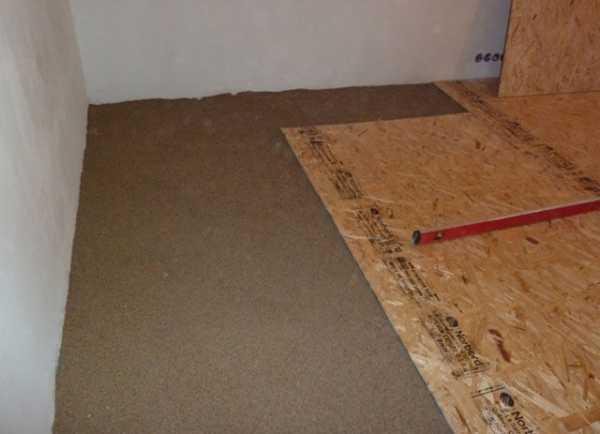 Практические рекомендации, чем и как выровнять бетонный пол