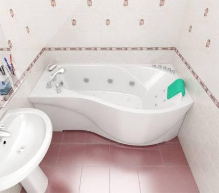Как правильно установить ванну своими руками