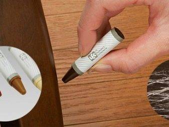 Как убрать царапины с ламината в домашних условиях подручными средствами