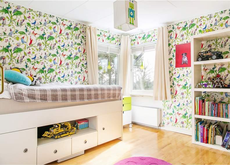 Рулонные шторы в детскую: преимущества и советы по выбору с фото