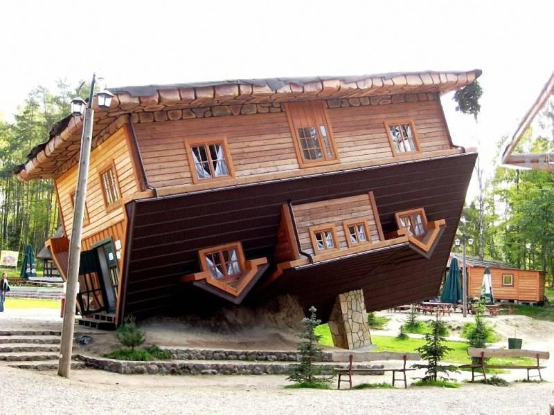 Самые необычные дома в мире - zefirka