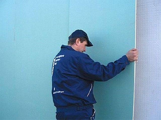 Можно ли крепить гипсокартон к стене без профиля в каркасном доме