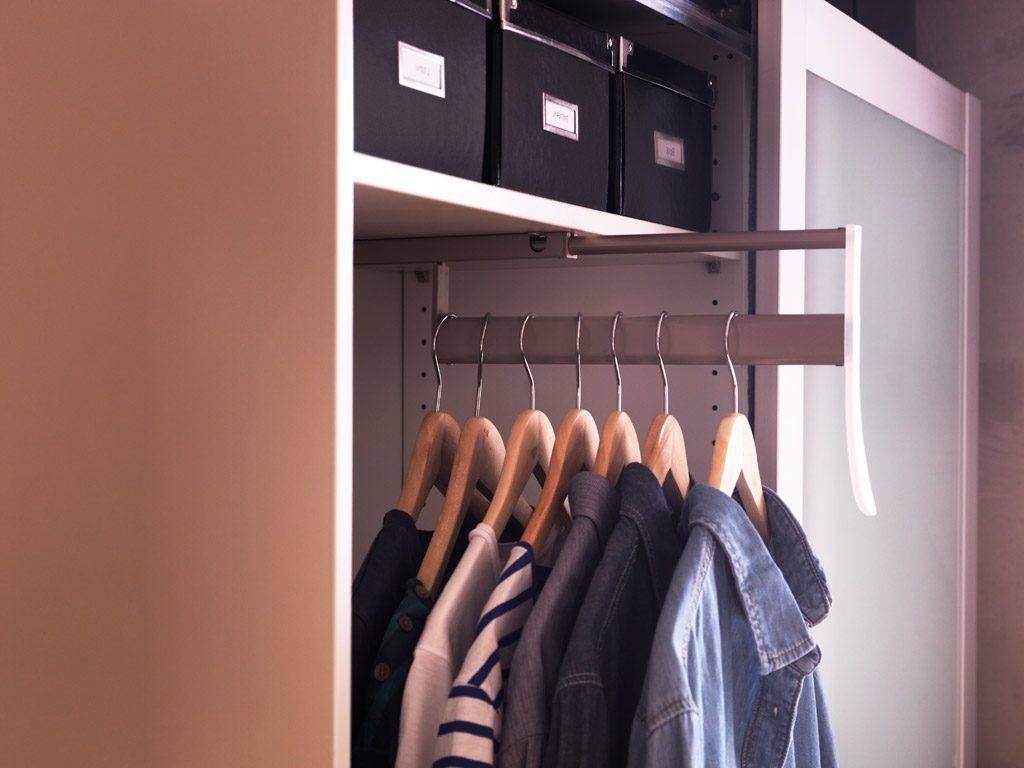 Обзор брючниц для шкафов: виды выдвижных моделей, мастер-класс по изготовлению