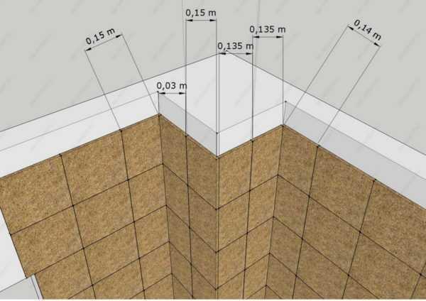 Уголки для плитки, внешние и внутренние: обзор и установка