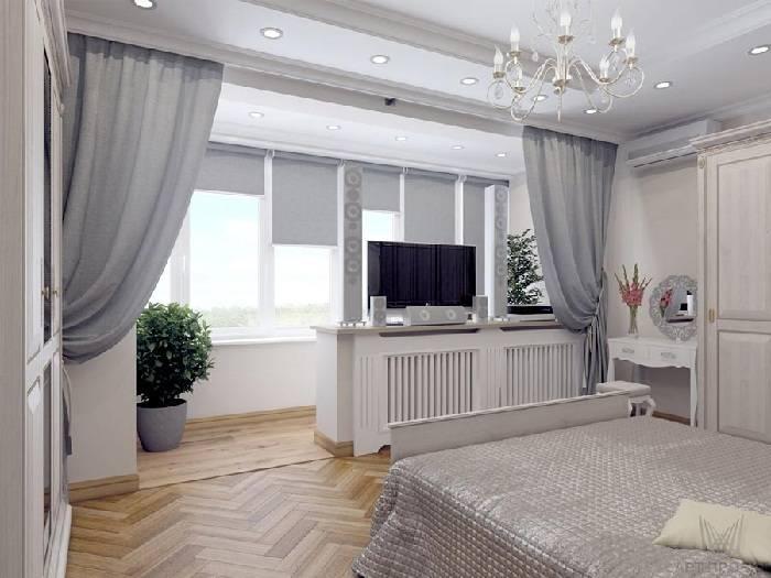 Переделка балкона в комнату: интересные идеи интерьера