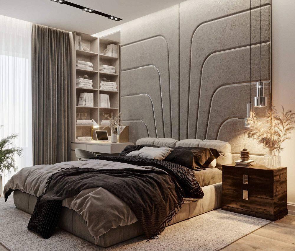 Дизайн интерьера 4-х, 5-и и более комнатных квартир, дизайн-проекты