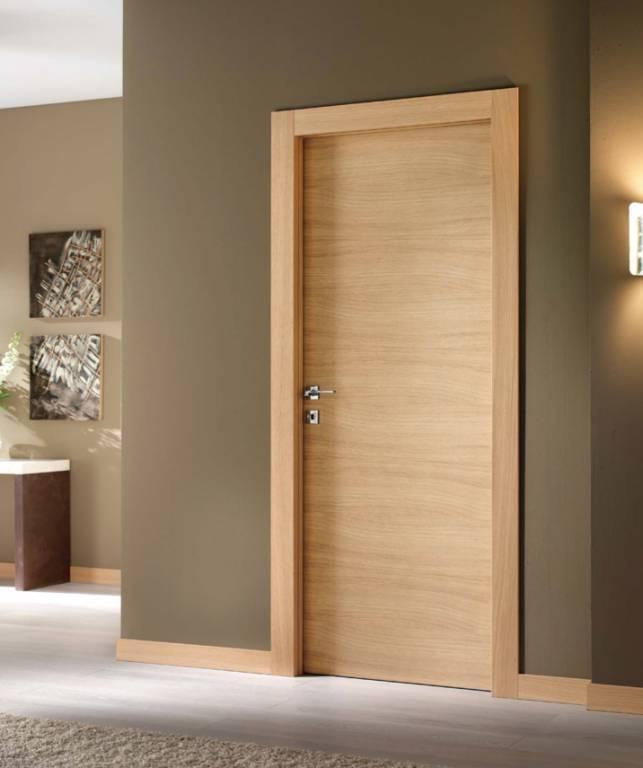 Как правильно сочетать светлые двери в интерьере