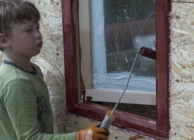 Ламинирование или покраска пластикового окна: меняем цвет рамы