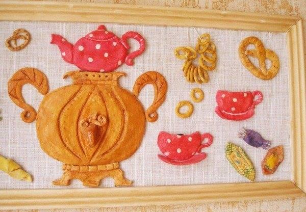 Разнообразный декор кухни своими руками