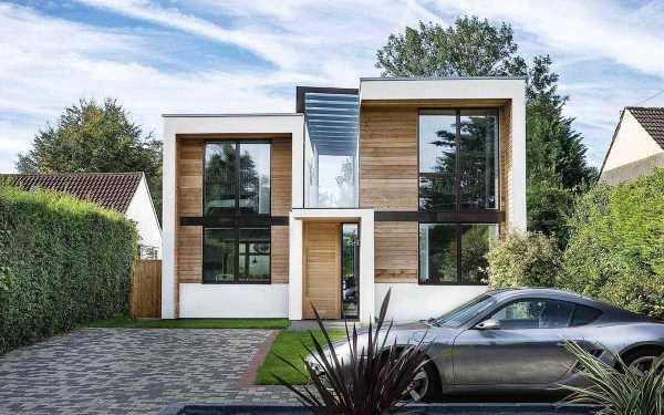 Плоская крыша в загородном доме. за и против. особенности эксплуатации коттеджей с плоской кровлей на сайте недвио