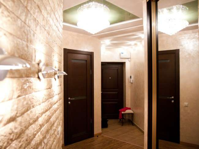 Дизайн коридора в хрущевке - 35 реальных фото с лучшими идеями