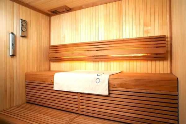 Какую выгонку можно использовать в сауне и бане