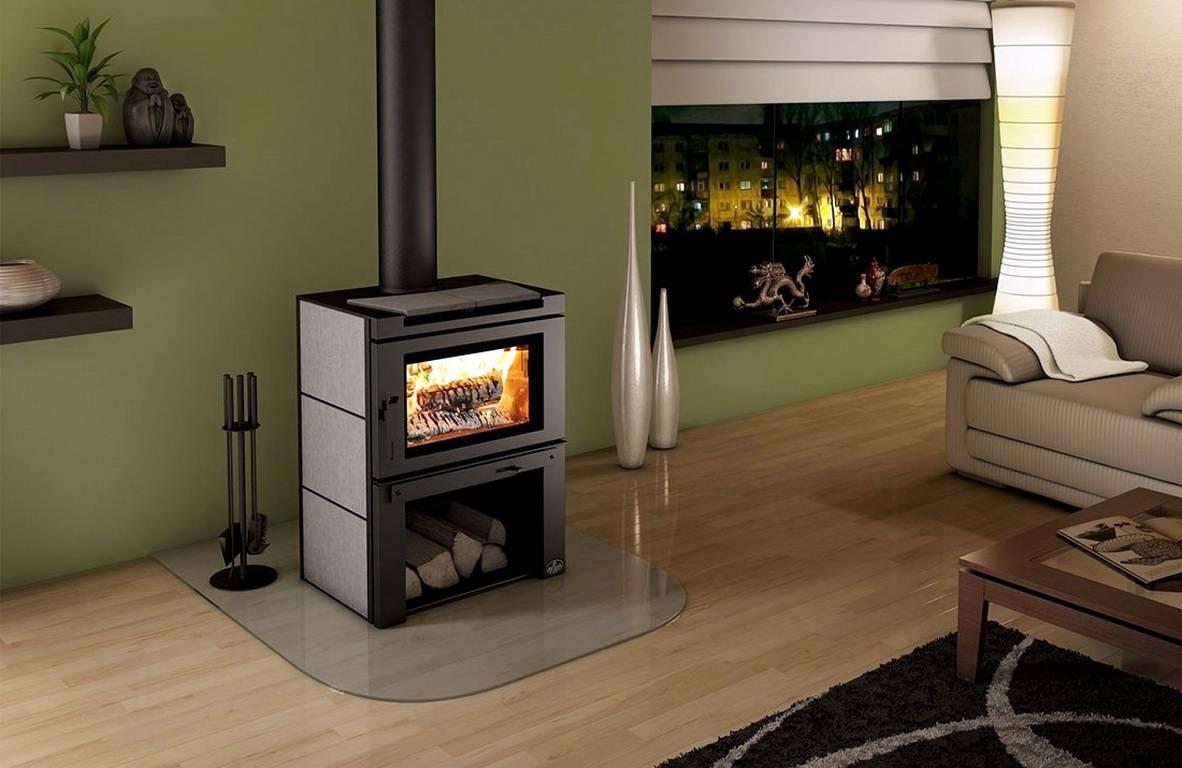 Как из печки сделать камин 40 фото что лучше - печь или камин, конструкция длительного горения в доме своими руками