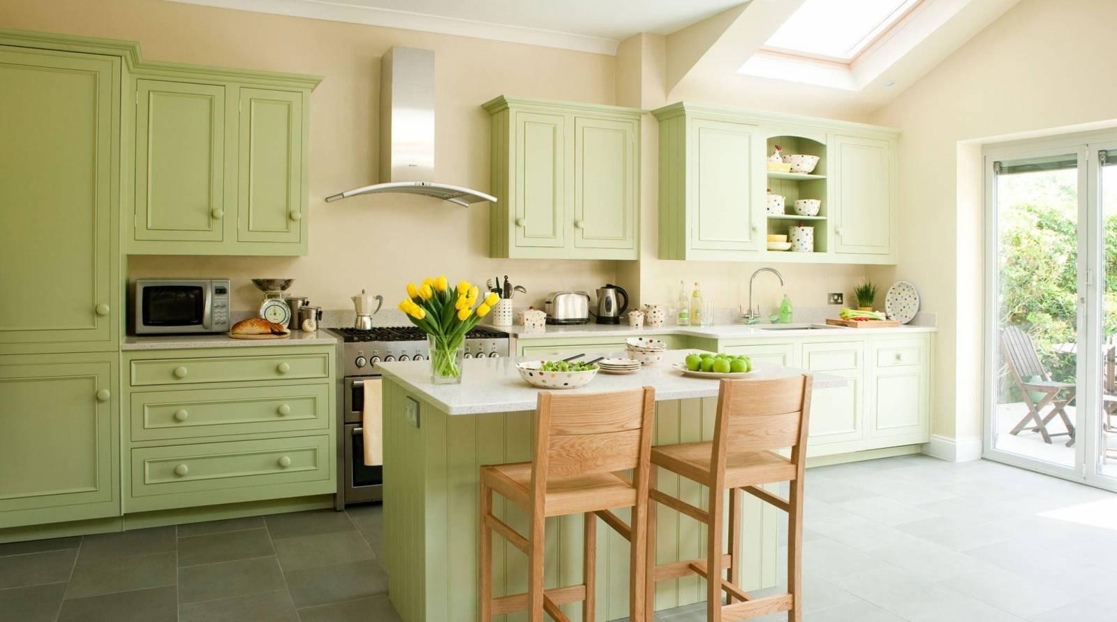 Как сочетать цвета в кухонном интерьере – самые удачные комбинации тонов