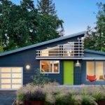Отделка домов сайдингом (40 фото): дизайн оформления снаружи