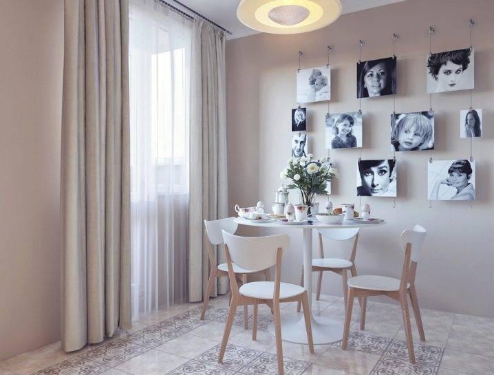 Декор стен на кухне: 60+ фото, идеи в современном стиле, классике и провансе