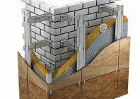 Навесные вентилируемые фасады: особенности решения и порядок монтажа | mastera-fasada.ru | все про отделку фасада дома