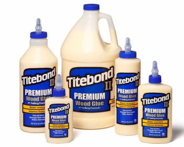 Клей Titebond: разновидности, расход и применение