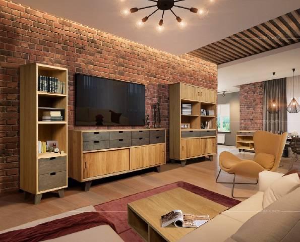 Современные решения дизайна гостиной 2020 года