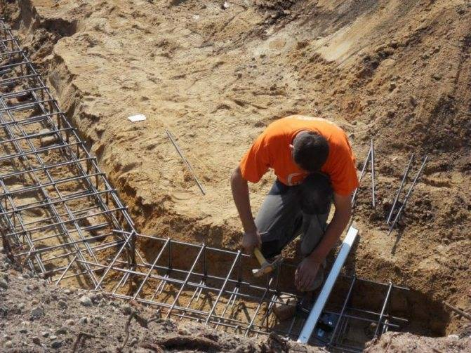 Фундамент плита – расчет толщины