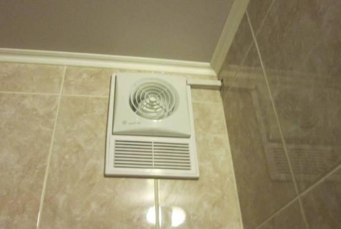 Вытяжной вентилятор в ванную комнату или туалет: особенности, применение, типы, монтаж