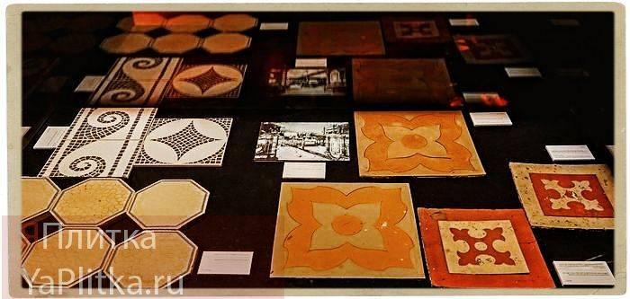 Метлахская плитка – особенности производства и сфера применения