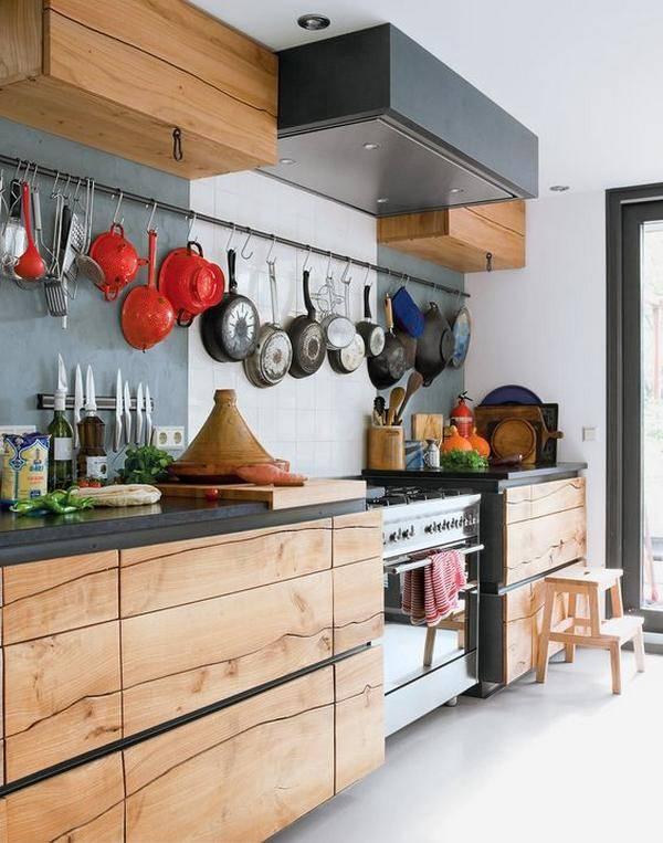 Маленькая деревянная кухня: дизайн и отделка кухни из дерева (65 фото) | современные и модные кухни