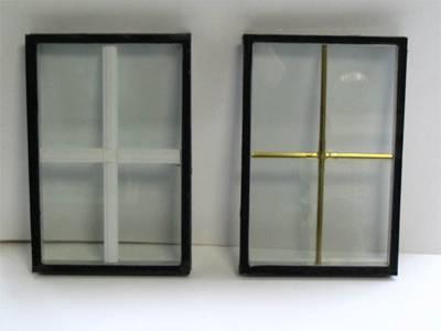 Пластиковые окна с раскладкой — особенное оформление для стильного интерьера