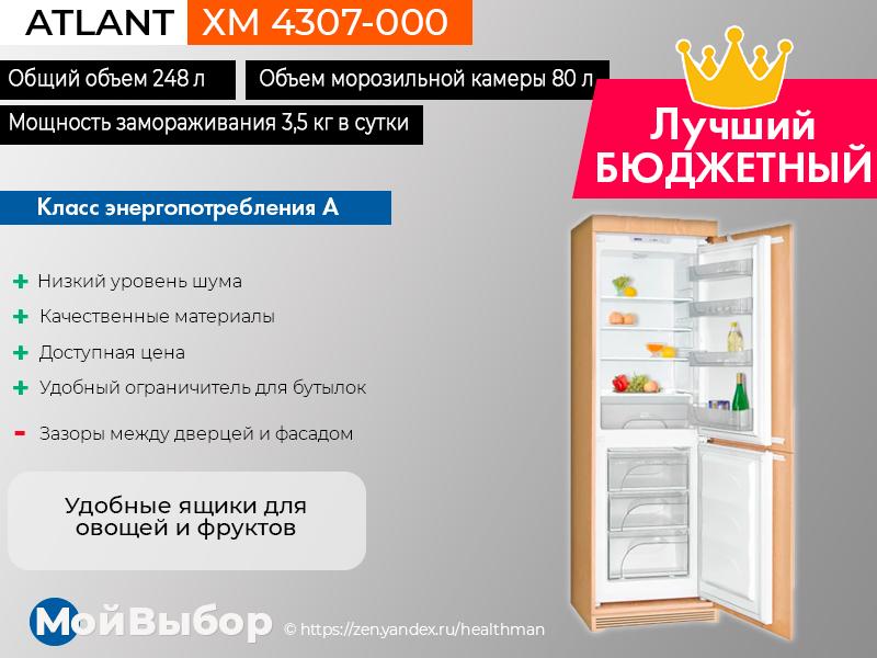 15 лучших холодильников – рейтинг 2020 года