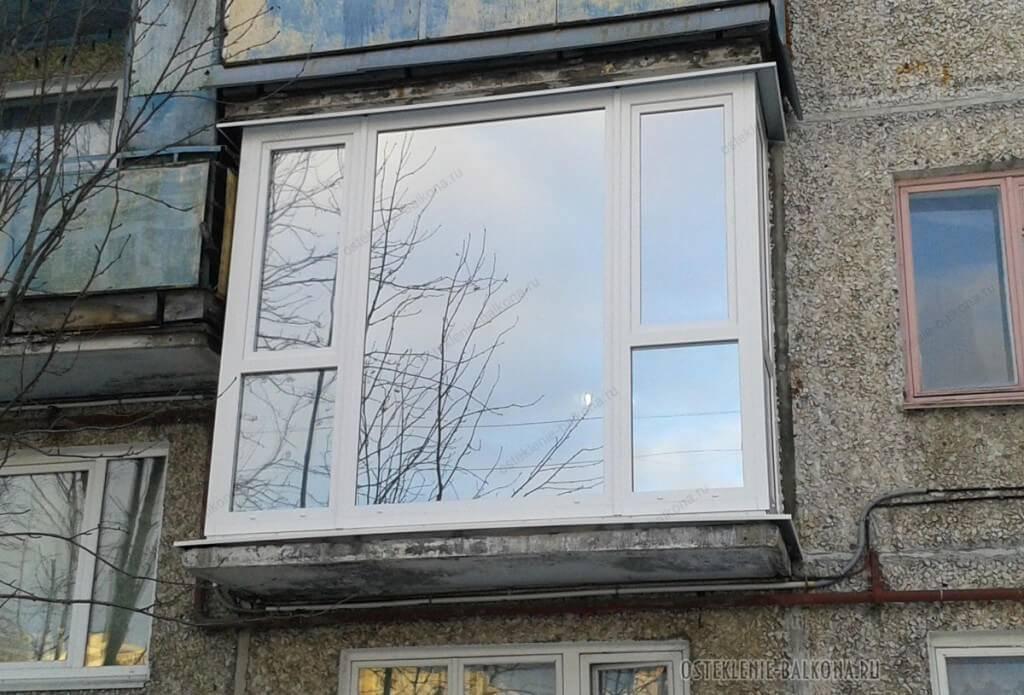 Остекление балкона своими руками: пошаговая инструкция из дерева, пластика и алюминия с фото и видео